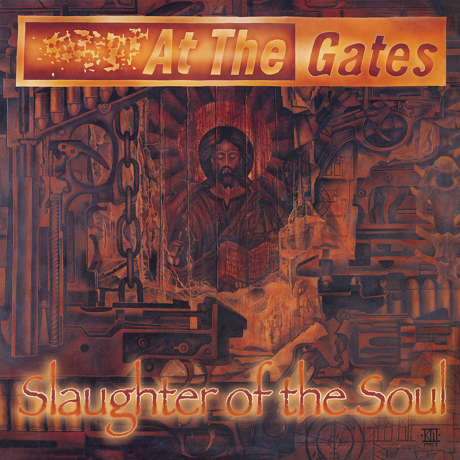 At the Gates > Slaughter of the Soul