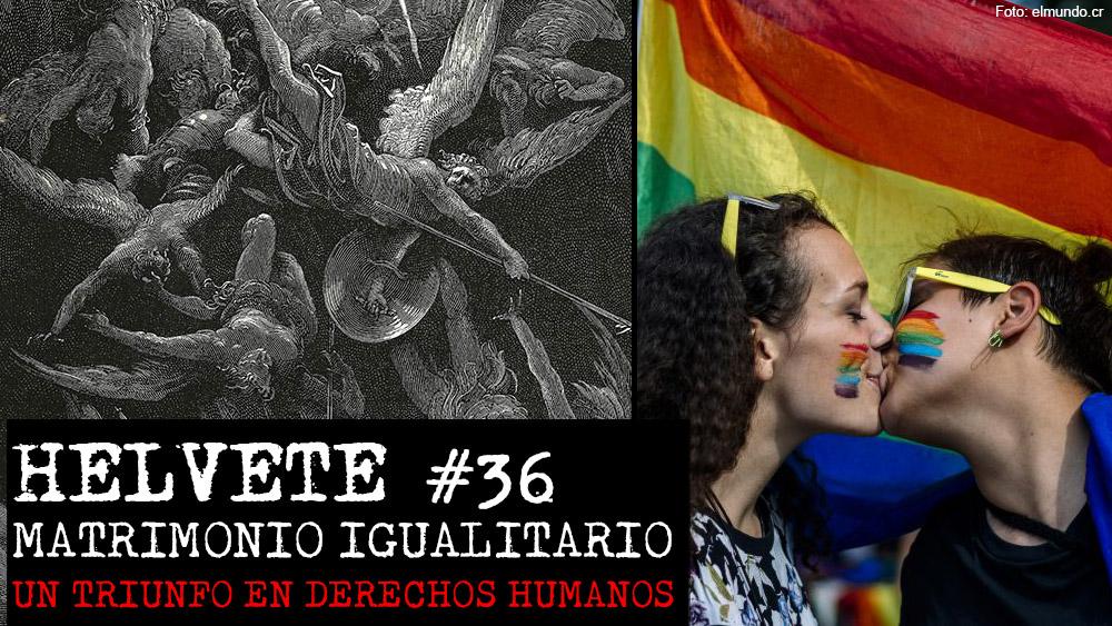 matrimonio igualitario Costa Rica