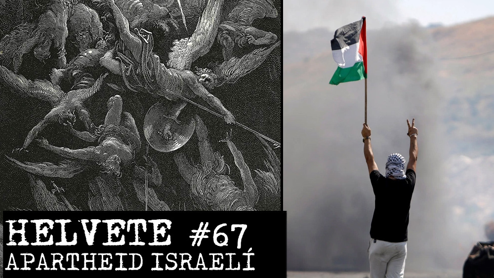 Apartheid israelí